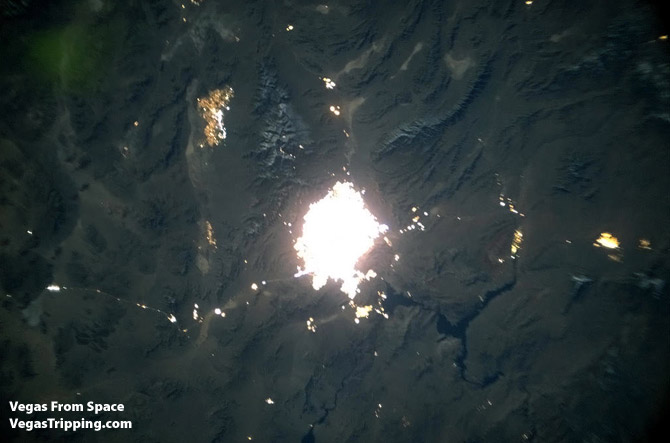 Vegas From Space