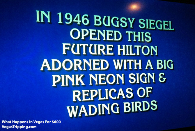 Vegas Jeopardy 2011
