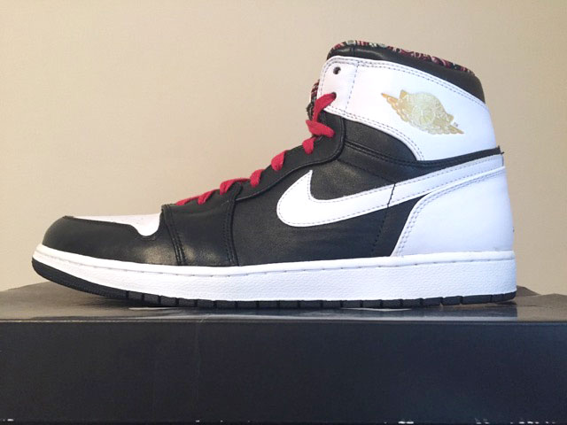 Air Jordan 1 Retro Road To The Gold Vegas