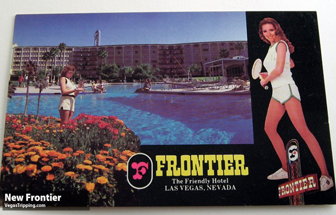 Vintage Pool Frontier 1982