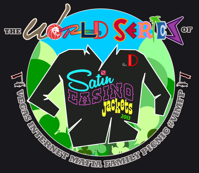 The World Series of Satin Casino Jackets