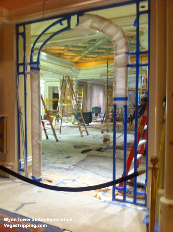 Wynn Tower Suites Renovation