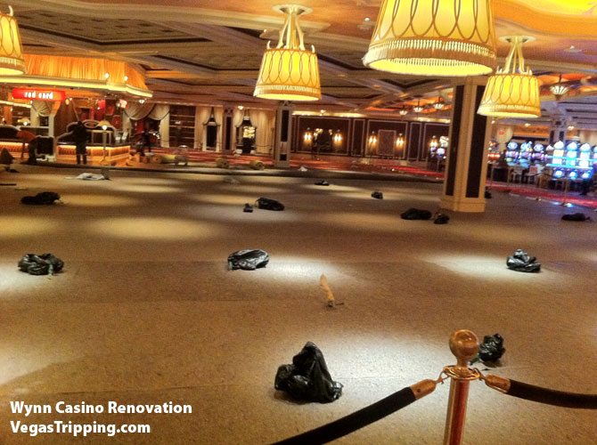 Casino Renovations