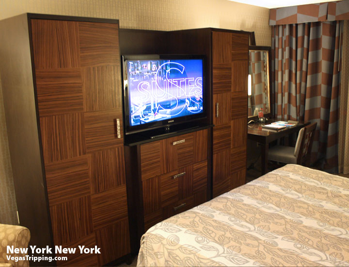 New York New York Park Avenue Room  Review Armoire