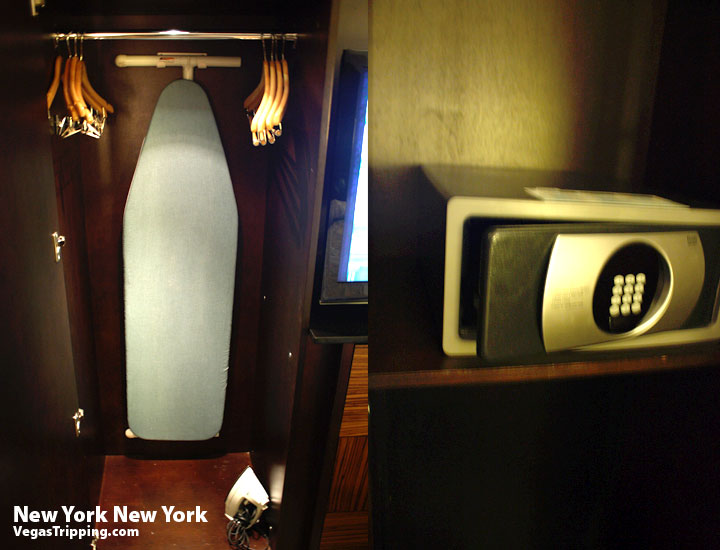 New York New York Park Avenue Room  Review Iron
