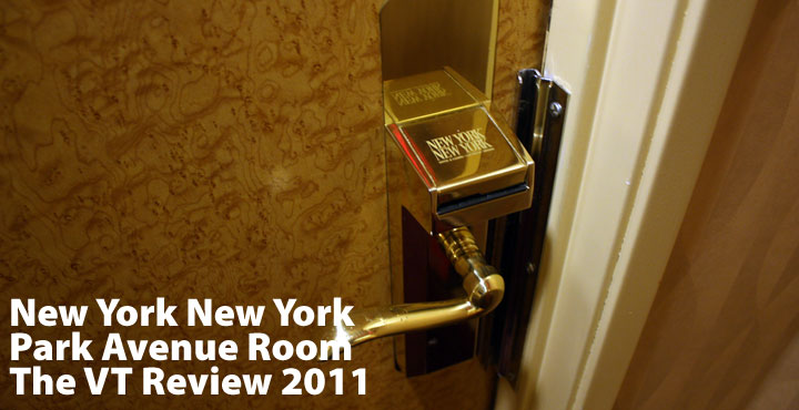 New York New York Park Avenue Room Review