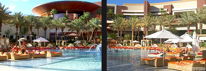 Red Rock Hotel Casino Las Vegas Review -  The Pool