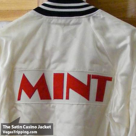 Satin Jackets Mint