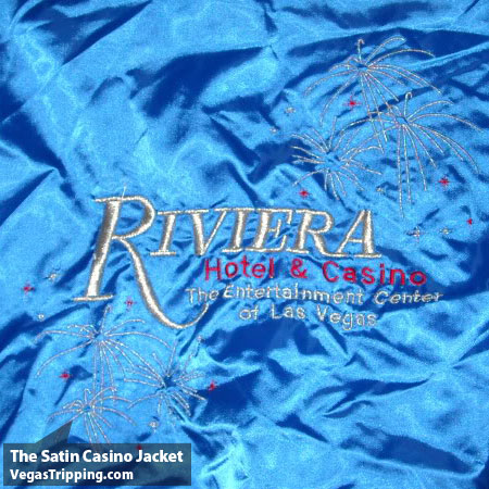 Satin Jackets Rivierablue