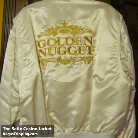 Satin Jackets White