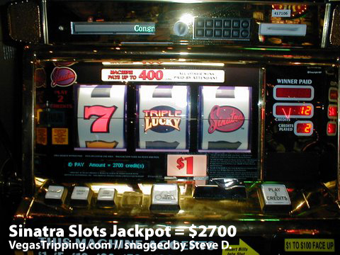 Slot Machine Jackpots Photo Gallery : Slots