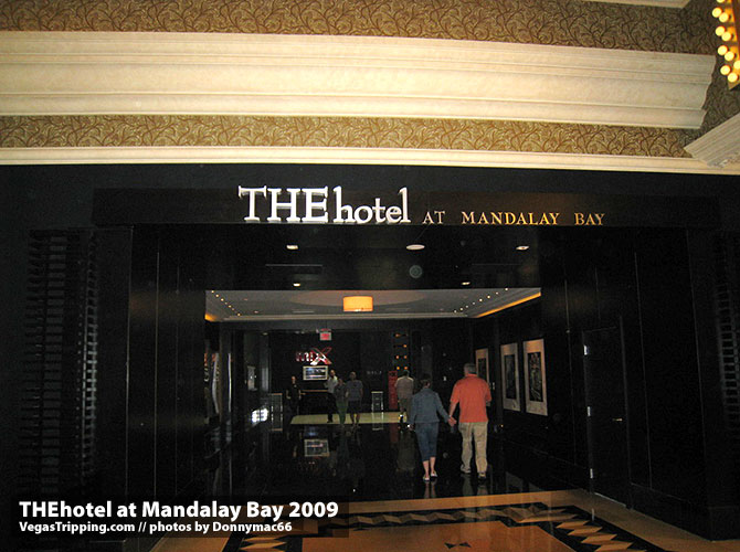 THEhotel at Mandalay Bay photos review