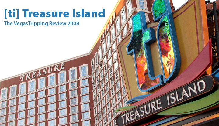 TI Treasure Island Hotel & Casino Las Vegas Review