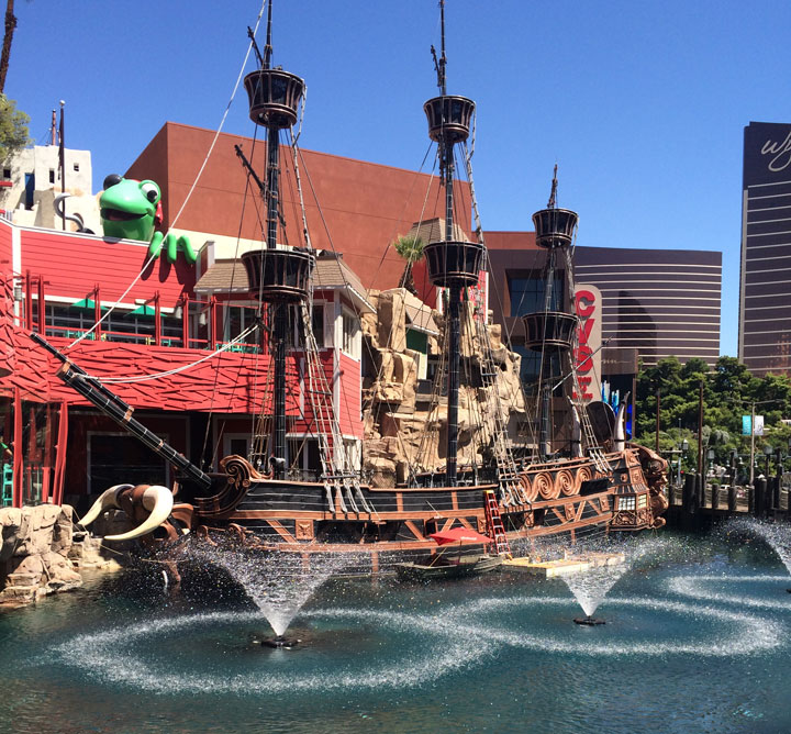 Treasure Island Review 2016 Pirateship