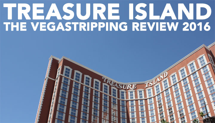Treasure Island Review 2016