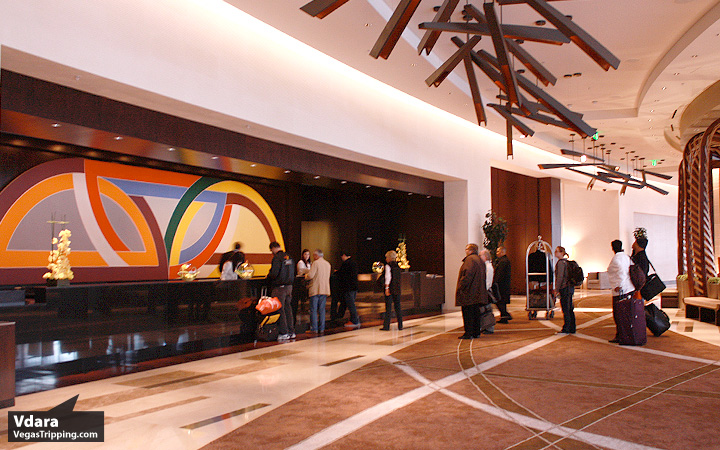 Vdara Review Reception