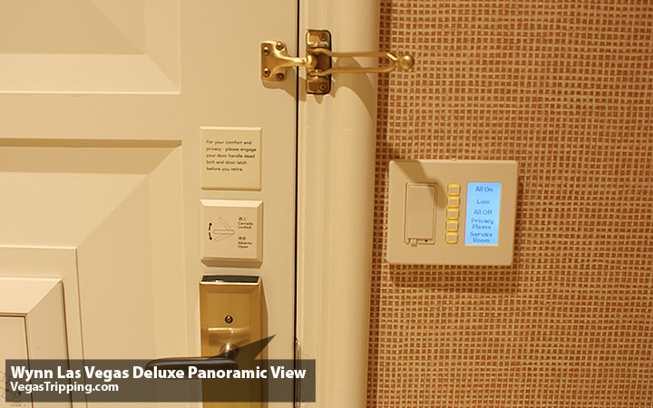 Wynn Deluxe Panoramic Lightswitches