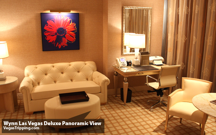 Wynn Deluxe Panoramic Lounge