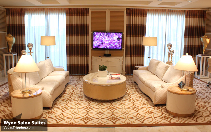 The New Salon Suite At Wynn Las Vegas The VegasTripping  : wynn salon suite livingroom from vegastripping.com size 720 x 450 jpeg 145kB