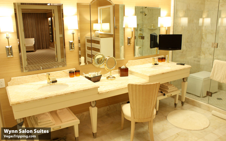 Wynn Salon Suite Sinks
