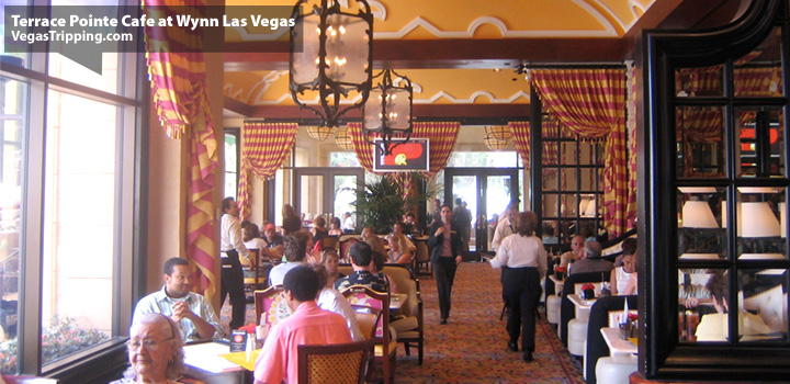 Terrace Pointe Cafe at Wynn Las Vegas Review